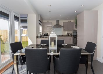 """Thumbnail 4 bedroom detached house for sale in """"Crichton"""" at Ravenscliff Road, Motherwell"""