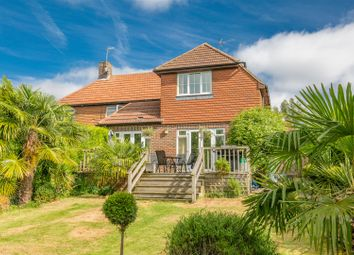 Thumbnail 5 bed semi-detached house for sale in Cricketfield, Newick, Lewes