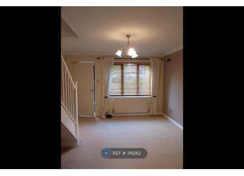Thumbnail 2 bedroom end terrace house to rent in Dulverton Drive, Milton Keynes