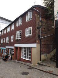 Thumbnail 2 bed maisonette to rent in The Old High Street, Folkestone
