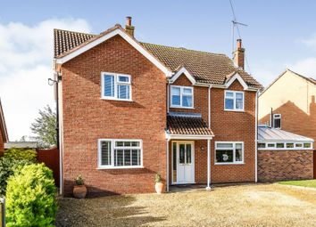 Thumbnail 5 bed detached house for sale in Heacham, King's Lynn, Norfolk