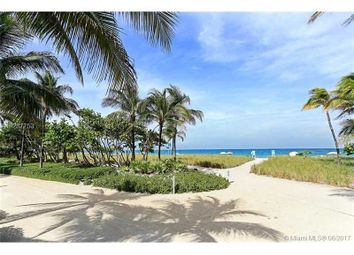 Thumbnail 2 bed town house for sale in 10175 Collins Ave 206, Bal Harbour, Fl, 33154