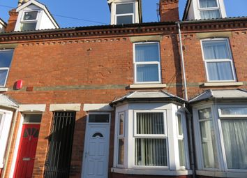 Thumbnail 2 bed semi-detached house to rent in Cecil Street, Lenton, Nottingham