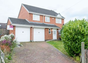 Thumbnail 4 bed detached house to rent in Marl Grove, Orrell, Wigan