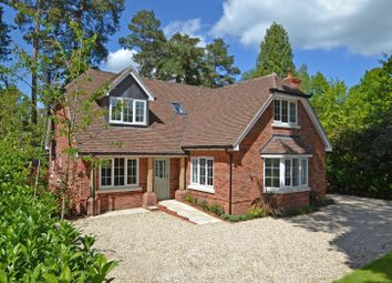 Thumbnail 3 bed detached house for sale in No Though Road, Village Outskirts, Storrington
