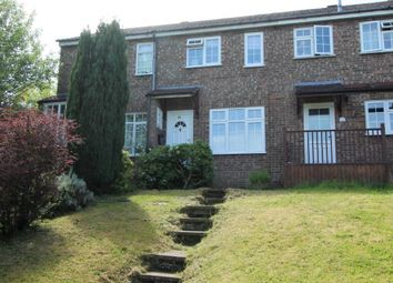 Thumbnail 2 bed terraced house for sale in Conway Close, Frimley