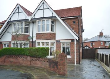 Thumbnail 3 bed semi-detached house for sale in Ayrton Avenue, Blackpool