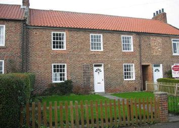 Thumbnail 3 bed cottage to rent in Church Road, Egglescliffe Village, Stockton-On-Tees