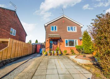 Thumbnail 4 bedroom detached house for sale in Rhiwlas, Thornhill, Cardiff