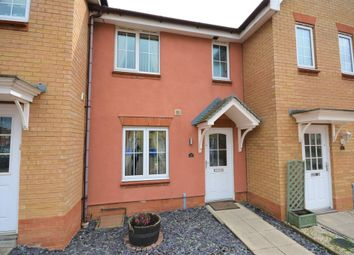 Thumbnail 2 bed terraced house for sale in Abbeydale, Carlton Colville, Lowestoft