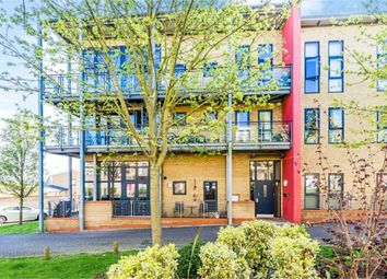 Thumbnail 2 bed flat for sale in Park Lane, Greenhithe, Kent