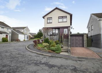 Thumbnail 4 bed detached house for sale in Roseburn Drive, Cumnock, East Ayrshire