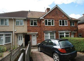 Thumbnail 3 bedroom terraced house to rent in Kings Road, Kingstanding, Birmingham, West Midlands