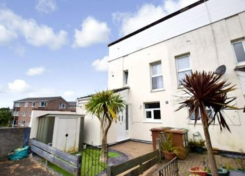 Thumbnail 3 bed end terrace house for sale in Cunningham Road, Tamerton Foliot, Plymouth, Devon