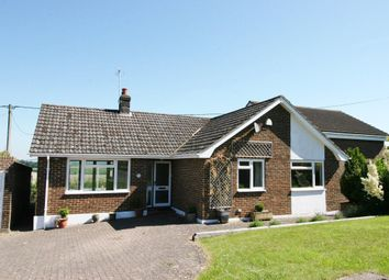 Thumbnail 5 bed bungalow to rent in Markson Road, South Wonston, Winchester