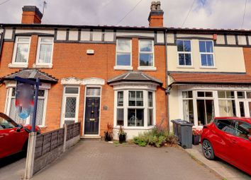 Thumbnail 2 bed terraced house for sale in Chester Road, Sutton Coldfield, Birmingham