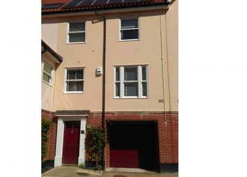 Thumbnail 2 bedroom terraced house for sale in Indigo Yard, Norwich, Norfolk