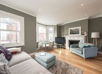 Thumbnail 3 bedroom flat to rent in Framfield Road, London