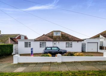 Thumbnail 3 bed bungalow for sale in Crescent Drive North, Woodingdean, Brighton, East Sussex