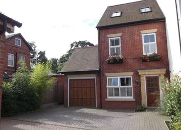 Thumbnail 4 bed detached house to rent in Kingbur Place, Audlem, Crewe