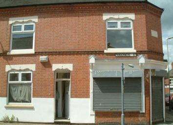 Thumbnail 1 bedroom flat to rent in Windermere Street, Leicester