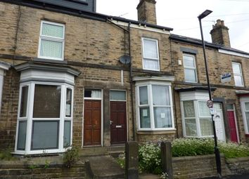 Thumbnail 5 bedroom terraced house for sale in 28 Bower Road, Crookesmoore, Sheffield