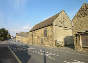 Thumbnail Land for sale in High Street, Tibshelf, Alfreton