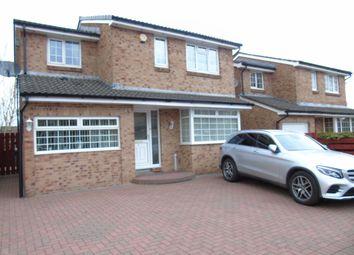 Thumbnail 4 bed detached house for sale in Burnside Walk, Langloan, Coatbridge, North Lanarkshire