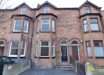 Thumbnail 4 bed terraced house for sale in Warwick Road, Chorlton Cum Hardy, Manchester, Greater Manchester