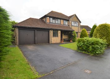 Thumbnail 4 bed detached house for sale in Mallard Road, Rowlands Castle