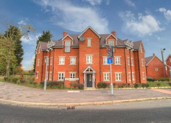 Thumbnail 2 bed flat for sale in Conder Boulevard, New Cardington, Bedford