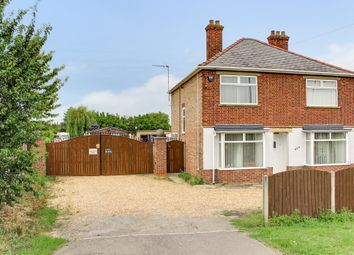 Thumbnail 5 bed detached house for sale in Lynn Road, Wisbech
