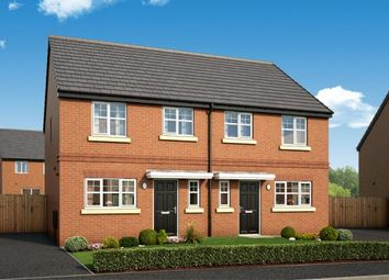 "Thumbnail 3 bed property for sale in ""The Kellington At Willow Park"" at Thirlmere Drive, Middleton, Manchester"