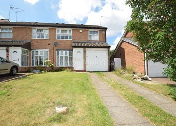 Thumbnail 3 bed semi-detached house for sale in Marshwood Croft, Halesowen, West Midlands