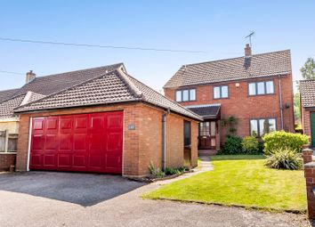 Thumbnail 4 bed detached house for sale in West End, Old Costessey, Norwich