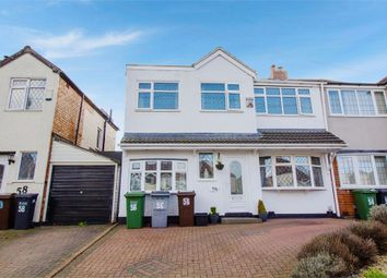 4 bed semi-detached house for sale in Rangoon Road, Solihull, West Midlands B92