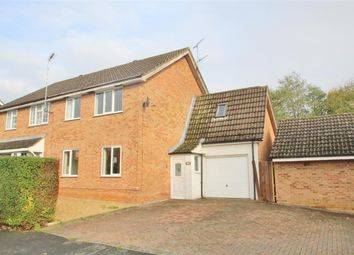 Thumbnail 4 bed semi-detached house for sale in Valley Road, Buckingham
