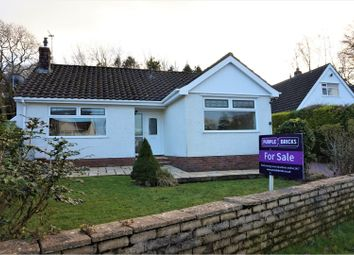 Thumbnail 3 bed detached bungalow for sale in Cae Mansel Road, Gowerton
