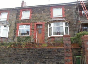 Thumbnail 3 bedroom terraced house for sale in Pentwyn Avenue, Penrhiwceiber, Mountain Ash