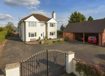 Thumbnail 4 bed detached house for sale in Nr. Clee Hill, Tenbury Wells