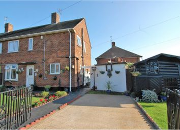 Thumbnail 3 bed semi-detached house for sale in Huxley Close, Nottingham