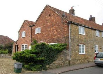 Thumbnail 2 bed cottage to rent in High Street, Waltham On The Wolds, Melton Mowbray