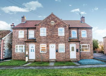 Thumbnail 2 bed semi-detached house to rent in Wilson Cottages, Weaverthorpe, Malton
