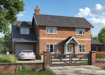 Thumbnail 4 bed detached house for sale in Middle Assendon, Henley On Thames