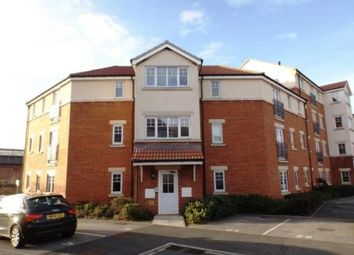 Thumbnail 2 bed flat for sale in Appleby Close, Darlington, County Durham