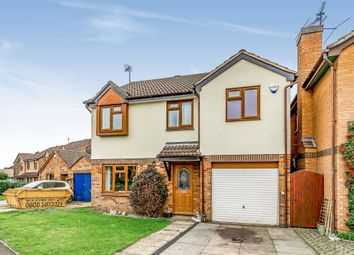 4 bed detached house for sale in Grange Road, Wellingborough NN9