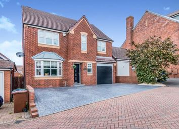 Thumbnail 4 bed detached house for sale in Grouse Way, Heath Hayes, Cannock, Staffordshire