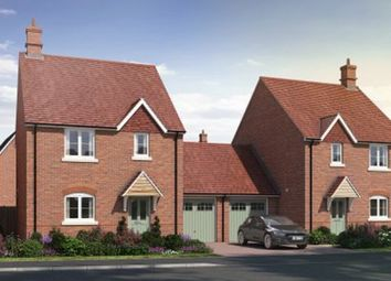 Thumbnail 3 bed link-detached house for sale in Hanney Road, Steventon, Oxfordshire