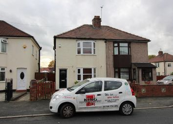 Thumbnail 2 bed semi-detached house to rent in Queensway, Moss Bank, St Helens