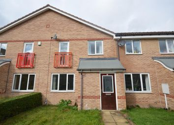 Thumbnail 3 bed terraced house to rent in Excalibur Way, Chesterfield